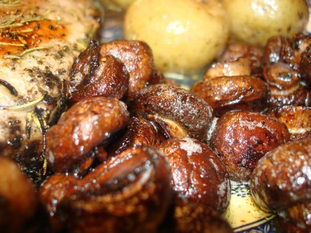 Sauteed Mushrooms. Photo by Vicki in CT