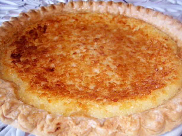 Shaw's Boardinghouse Coconut Pie. Photo by mightyro_cooking4u