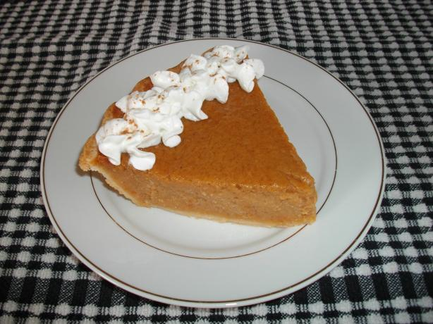 Sweet Potato Pie. Photo by Domestic Goddess