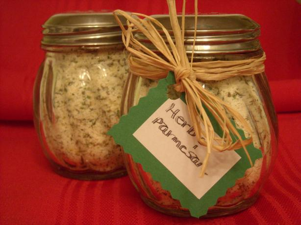 Italian Parmesan Herb Mix. Photo by mums the word