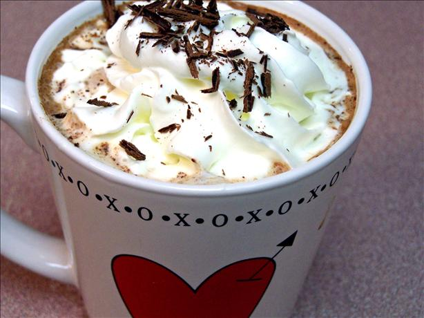 Kahlua Hot Chocolate. Photo by Rita~