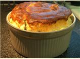 Vegetable Cheese Souffle
