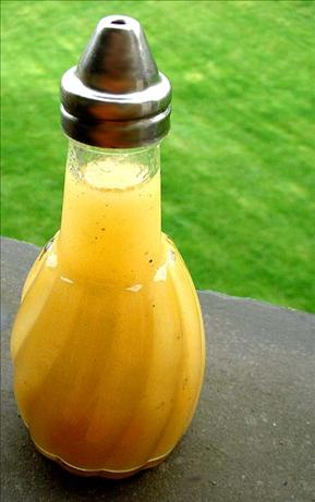 Apple Honey Vinaigrette. Photo by VickyJ