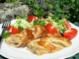 Chicken Wellington (Puff Pastry-Wrapped Chicken)