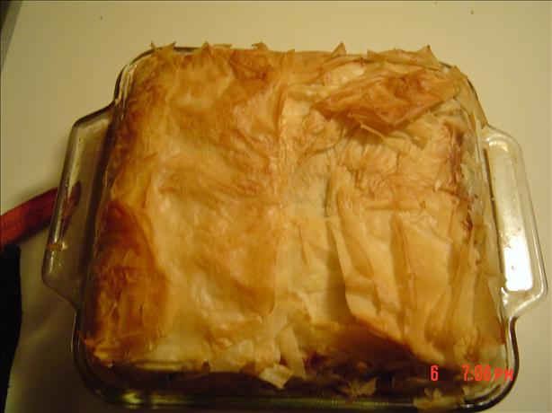 Spanakopita. Photo by MsPia