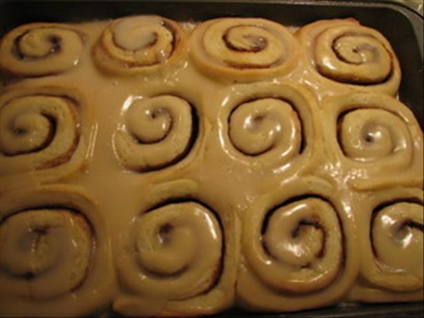 """ Better Than Cinnabon"" Cinnamon Rolls. Photo by Julieannie"