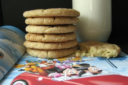Disneyland Snickerdoodles. Photo by Southern Polar Bear
