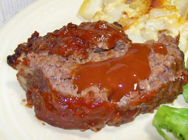 Meatloaf. Photo by Chef shapeweaver ©