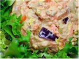 Carla&#39;s Healthy Carrot &amp; Tuna Salad
