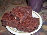 Scrum-Diddly-Umptious Vegan Brownies