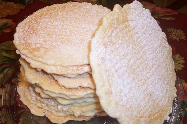 Pizelles (Italian Waffle Cookies). Photo by HeatherFeather