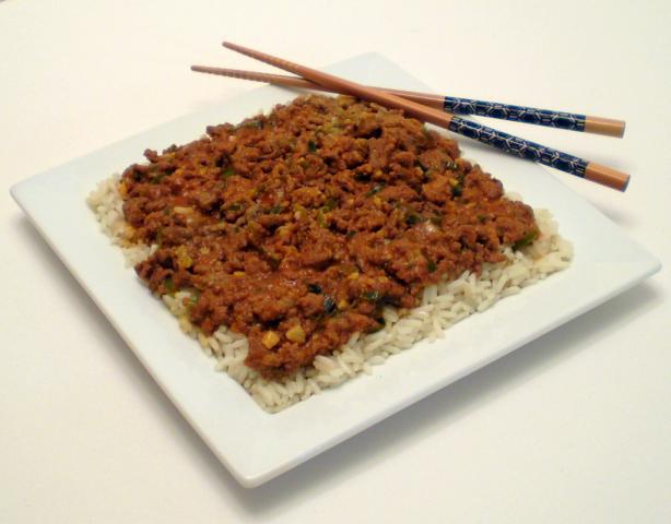 Thai-Style Ground Beef. Photo by TasteTester