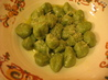 Spinach and Ricotta Cheese Gnocchi. Recipe by MsPia