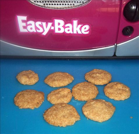 Easy Bake Oven Butter Cookies. Photo by looneytunesfan