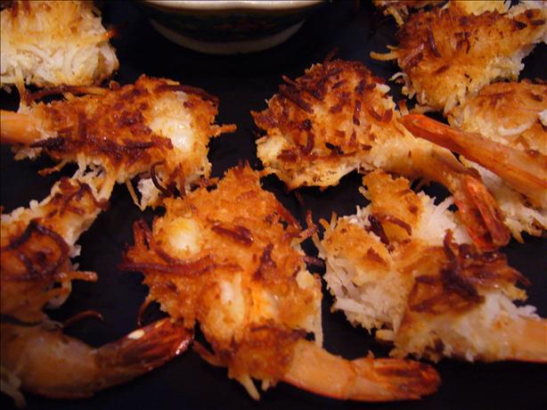 Coconut Shrimp With a Kick - Baked or Fried. Photo by cookiedog