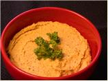 Curried Hummus