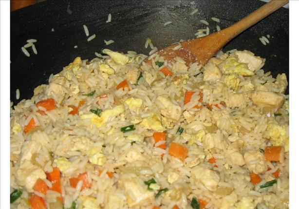 Fried Rice. Photo by V.A.