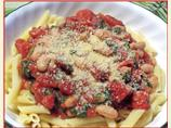 Penne With Cannellini Beans