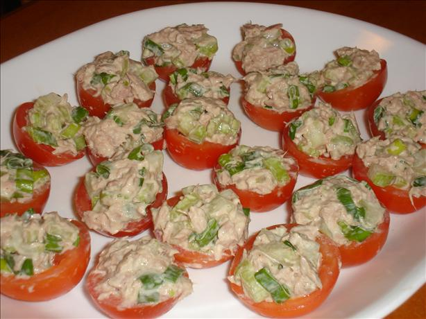 Cherry Tomato Hors D'oeuvres. Photo by *Pixie*