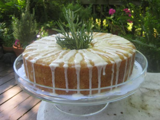 Meyer Lemon Cake With Lemon-Cream Cheese Frosting. Photo by La Dilettante