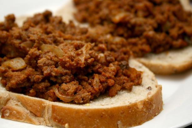 Sloppy Joes. Photo by CandyTX