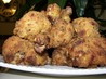 Spicy Oven-Fried Chicken. Recipe by Kittencalskitchen