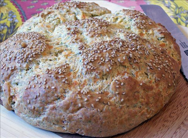 Cheese and Herb Bread. Photo by Rita~