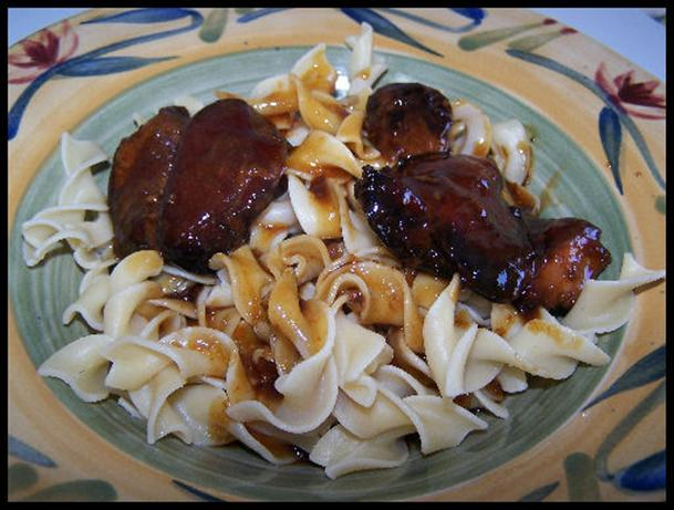 Easy Crock Pot Teriyaki Chicken. Photo by kzbhansen