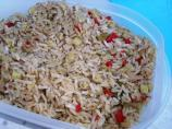 Caribbean Rice in a Rice Cooker