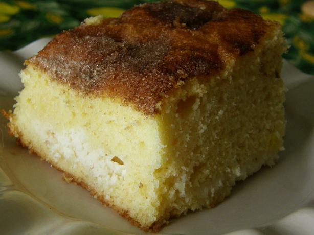 Ricotta Cheesecake With Yellow Cake Mix