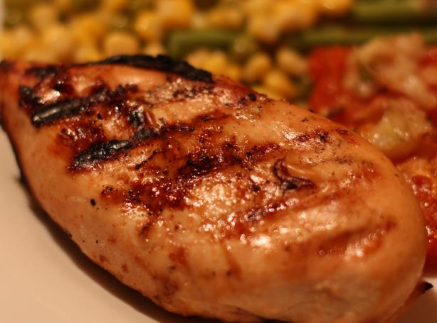 Grilled Mexican Lime Chicken. Photo by Peter J