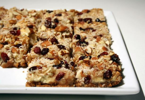 Hello Dolly Cookie Bars. Photo by lilsweetie