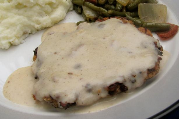 Chicken Fried Steak. Photo by lazyme