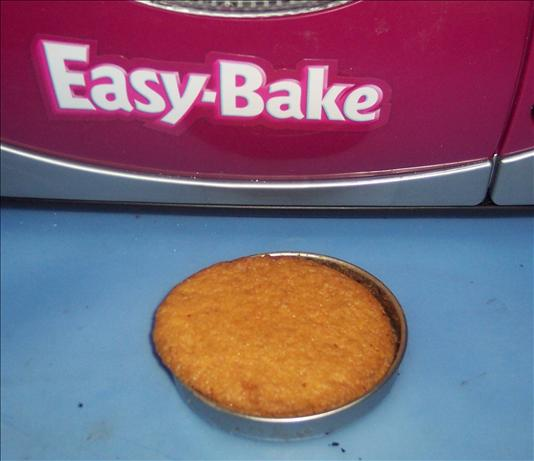 Easy Bake Oven Orange Cake Mix. Photo by looneytunesfan