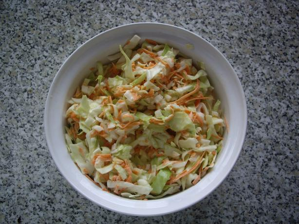 Kfc Coleslaw  Copycat  Coleslaw. Photo by gillygirl
