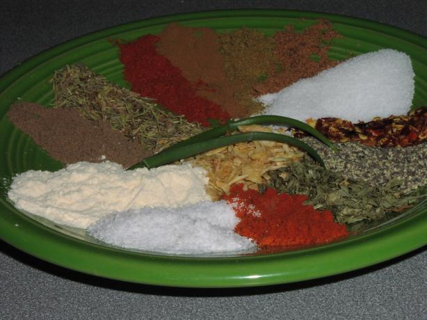 Jamaican Jerk Seasoning. Photo by TeresaS