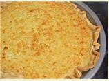 So Easy Coconut Pie