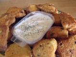 Battered Grouper Bites With Jalapeno Tartar Sauce