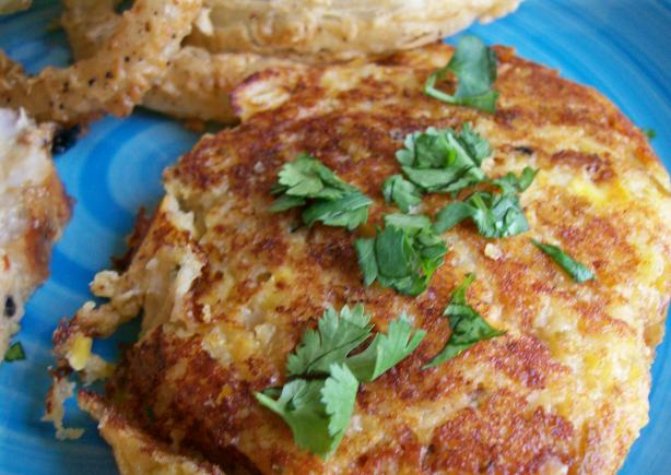 Mexican Potato Corn Cakes. Photo by Crafty Lady 13