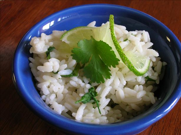 Cilantro Lime Rice. Photo by Pam-I-Am