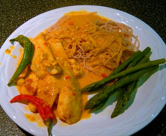 Thai-Style Tilapia. Photo by Mikekey