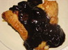 Chicken Breasts With Brandied Cherry-Chocolate Sauce