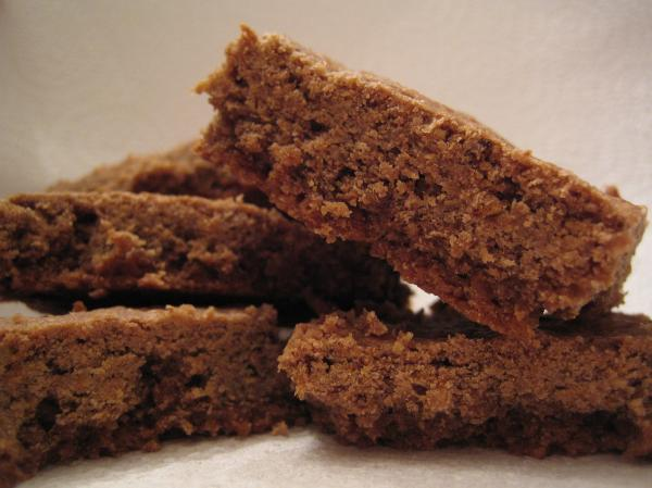 Chocolate Weetabix Fudge. Photo by brokenburner