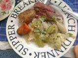 N. Y. C. Corned Beef and Cabbage