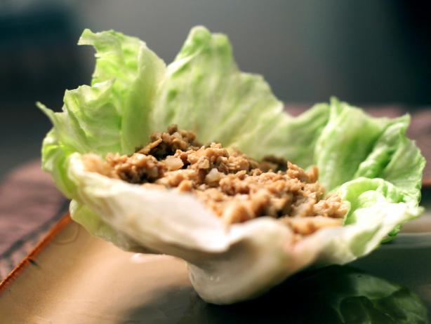 P. F. Chang's Chicken Lettuce Wraps. Photo by cookin_nurse