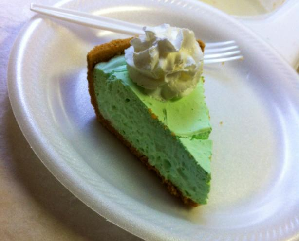 Weight Watchers Key Lime Pie. Photo by jcsinclair13