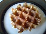 Liege Waffles (Belgian Pearl Sugar Waffles)