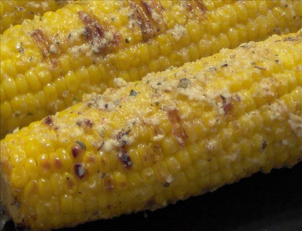 Really Different Grilled Corn on the Cob- Tex Mex Style. Photo by Mama's Kitchen (Hope)