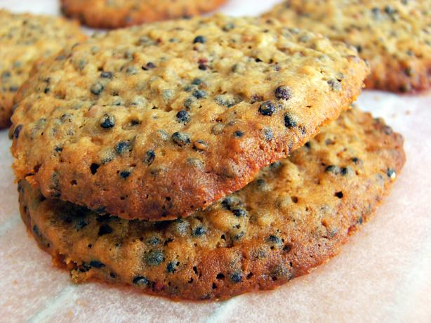 Quinoa Tahini Cookies. Photo by Lalaloula