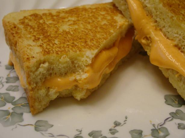 """Grilled Cheese"". Photo by LB in Middle Georgia"